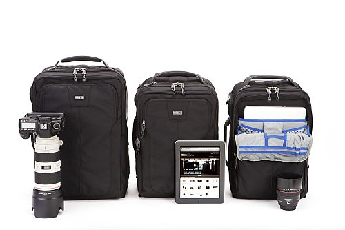 Think Tank Photo Airport Accelerator, Airport Commuter, and Airport Essentials