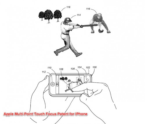 Apple Multi-Point Touch Focus