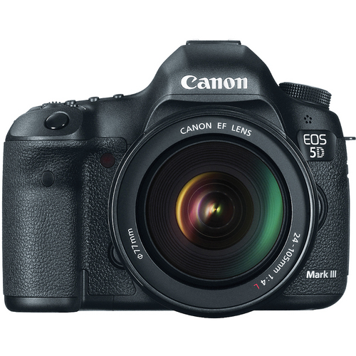 Canon 5D Mark III In Stock