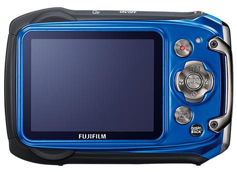 Fuji XP170 Back