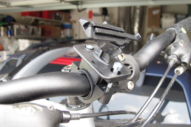 Handlebar Mount for ContourROAM