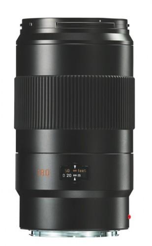Leica APO Elmar 180 mm_front