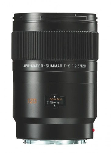 Leica APO Summarit 120 mm front