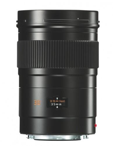 Leica Elmarit 30 mm ASPH front