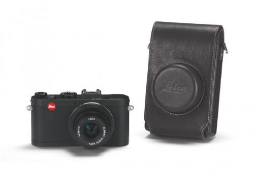 Leica X2 Black leather case