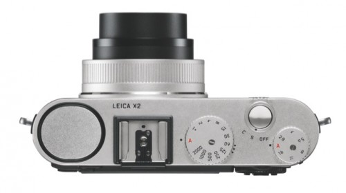 Leica X2 Silver top_1