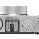 Leica X2 Silver top_2