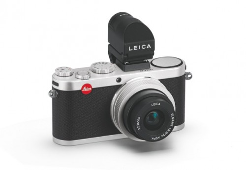 Leica X2 Silver viewfinder EVF2
