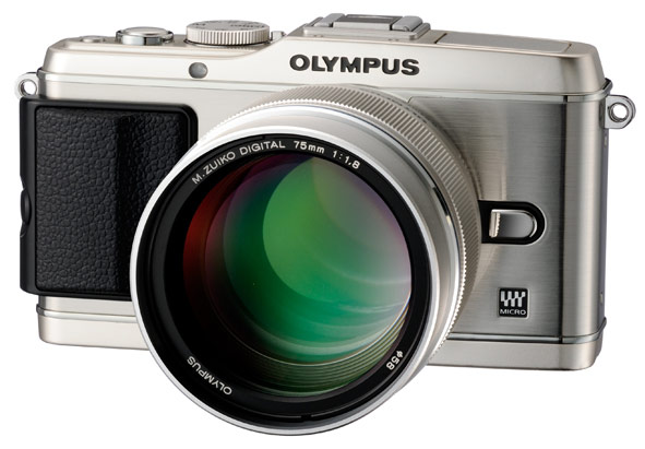 Olympus 75mm f/1.8 Lens