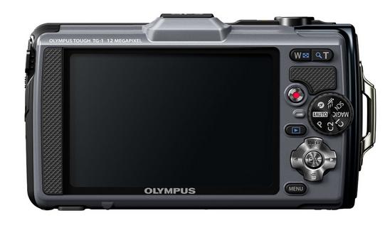 Olympus TG-1 iHS OLED