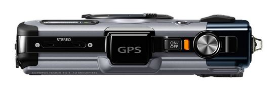 Olympus TG-1 iHS top