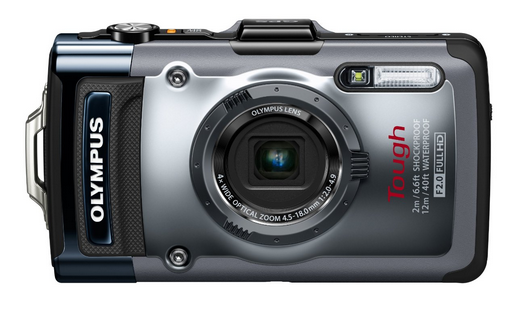 Olympus TG-1 iHS
