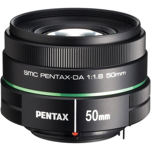 Pentax smc DA 50mm f:1.8 Lens