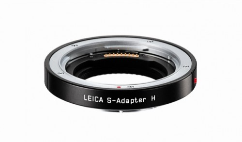 Leica S-Adapter H Front