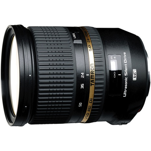 Tamron 24-70mm Lens