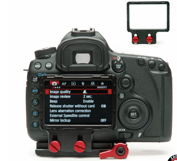 Zacuto Z-Finder Frame
