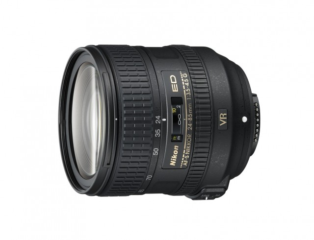 Nikon AF-S 24-85mm Lens