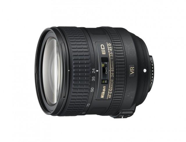 Nikon AF-S 24-85mm Lens