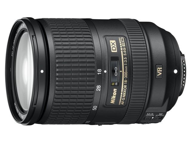 Nikon DX 18-300mm Lens