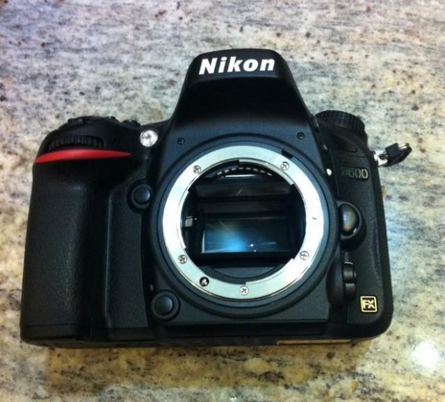Nikon D600 Rumors