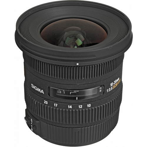 Sigma 10-22mm Lens