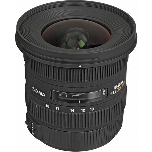 Sigma 10-22mm Lens