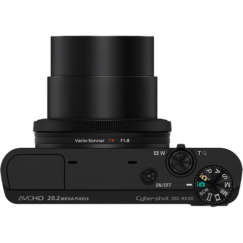 Sony RX100 Top