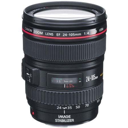 Canon 24-105mm L lens