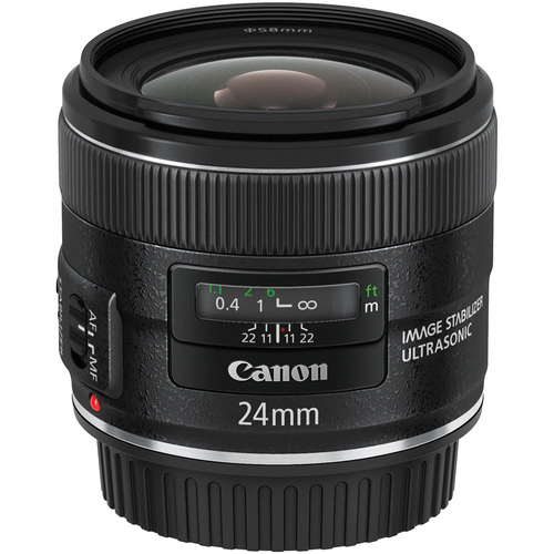 Canon EF 24mm IS USM