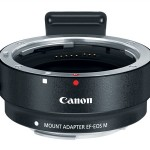 Canon EF-EOS M Lens Adapter