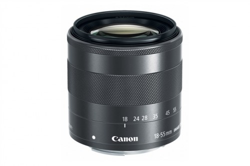 Canon EF-M 18-55mm Lens