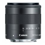 Canon EF-M 18-55mm Lens Side