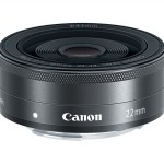 Canon EF-M 22mm Lens