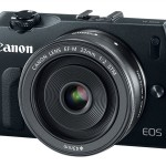 Canon EOS M Black
