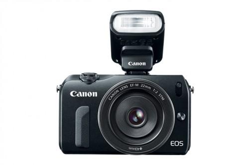 Canon EOS M Speedlite 90EX