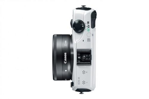 Canon EOS M White Top