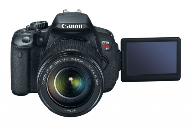 Canon Rebel T4i