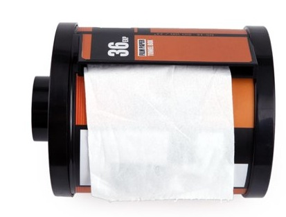 Film Can Toilet Paper