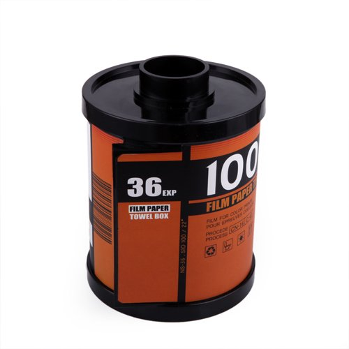 Film Canister Toilet Paper Holder