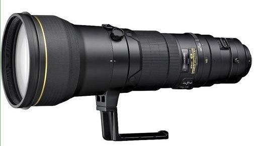 Nikon 600mm