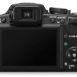 Panasonic Lumix FZ60 Back