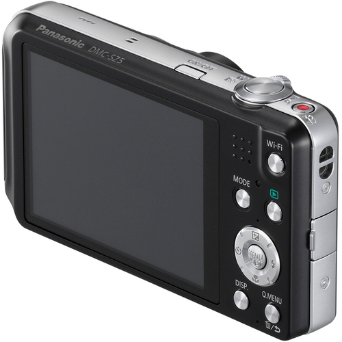 Panasonic Lumix SZ5 Back