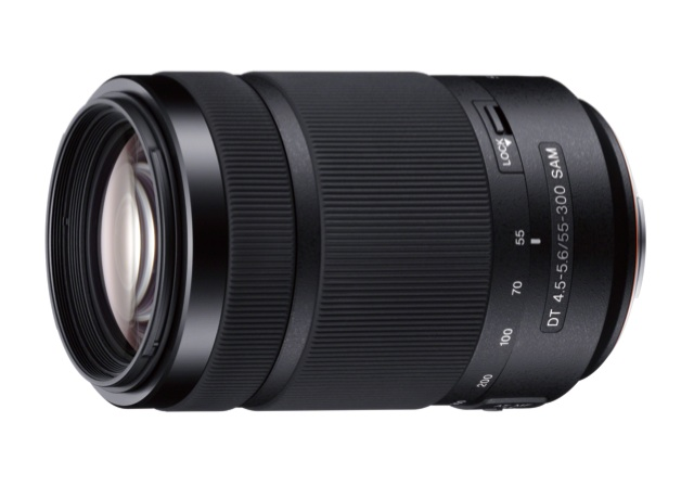 Sony SAL 55-300mm