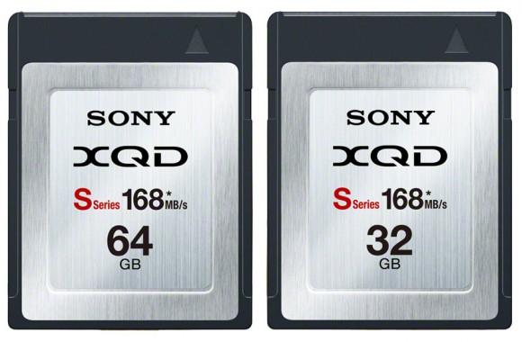 Sony XQD S Series