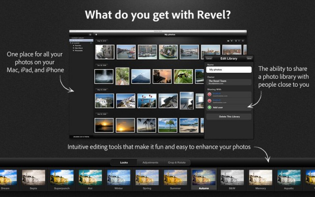 Adobe Revel