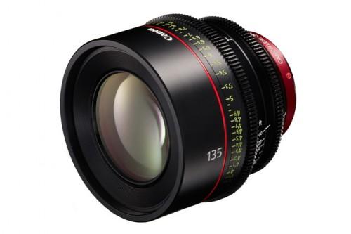 Canon Cine 135mm