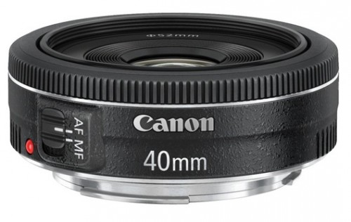 Canon EF 40mm STM