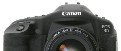 Canon 46MP Full Frame 3D Rumor