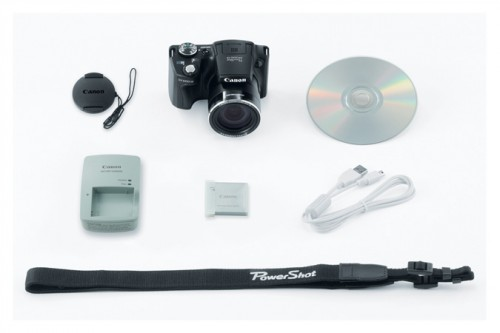 Canon SX500 IS Kit