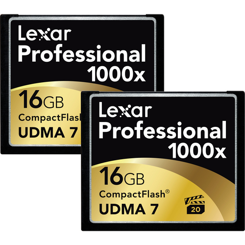 Lexar 16GB Professional 1000x